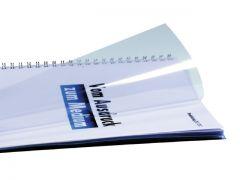 A3 PVC schutbladen transparant - 50 Stuks